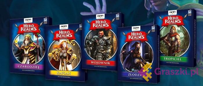Hero Realms: Zestaw 5 bohaterów